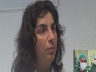 Almanya DR Dilek Gürsoy'a emanet