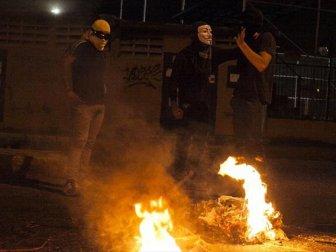 Venezuela'da Son durum! Ölü sayısı artıyor