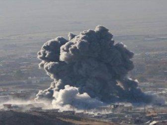 Musul'da Okula Füzeli Saldırı! 81 ölü