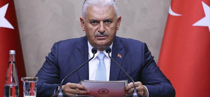 Başbakan Yıldırım'dan Muhalefete Çağrı