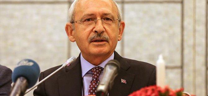 Kılıçdaroğlu : Referandum Bize Yalnız Olmadığımızı Gösterdi