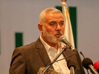 İsmail Heniyye Hamas'ın yeni lideri Oldu