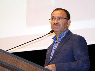 """Adalet Bakanı Bozdağ: """"Hükümet Sistemi Değişti CHP Değişmedi"""""""