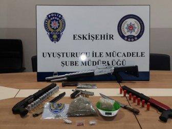 Eskişehir'de Uyuşturucu Operasyonu: 10 Şahıs Yakalandı