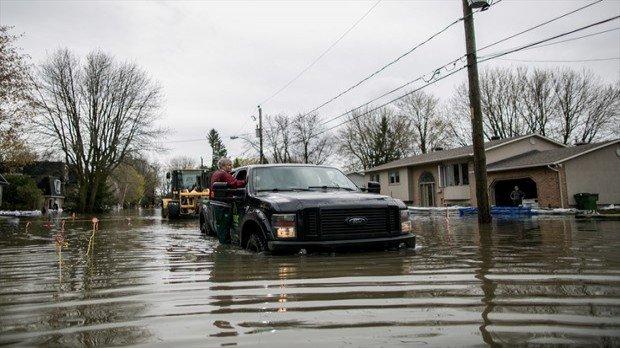 Kanada'da Sel Felaketi OHAL ilan ettirdi!