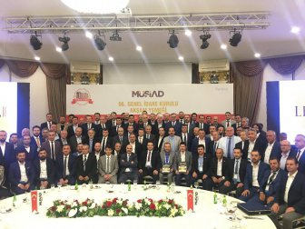 Müsiad 96. Genel İdare Kurulu Toplantısına Düzce'de Katılım Sağladı