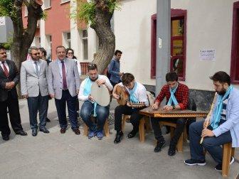 Konya'da ''Sokakta Sanat Günleri'' Başladı