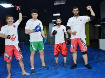 Bulgaristan'da Yapılacak Karma Dövüş Sanatları Balkan Şampiyonasına Malatya'dan 4 Sporcu