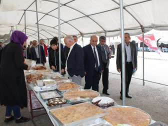 Malatya'da Yetimler Yararına Kermes Açıldı
