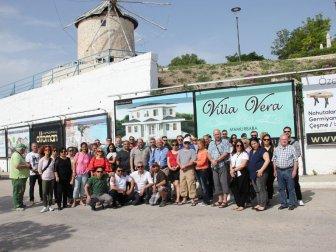 Almanya'daki Tur Operatörleri ve Seyahat Acenteleri İzmir'de Ağırlandı