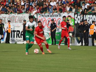 Spor Toto 2. Lig Play-Off, Sivas Belediyespor 0-0 Amed Sportif Faaliyetler