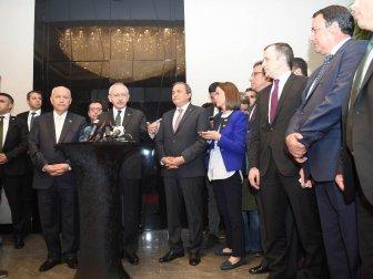 CHP Lideri Kılıçdaroğlu'ndan Parti İçi Tartışmalara İlişkin Açıklama
