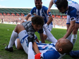 Spor Toto 2. Lig Beyaz Grup Play-Off, B.B. Erzurumspor 2-1 Birlikspor