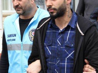 Samsun'da Kayınvalidesini ve Kayınbiraderini Vuran Damat Tutuklandı