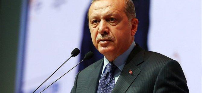 Erdoğan'dan Avrupa'ya İslam Düşmanlığı eleştirisi!