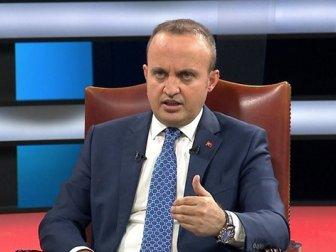 AK PARTİ'li Bülent Turan'dan Binali Yıldırım Açıklaması