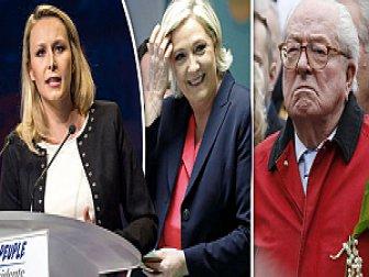 Marion Marechal Le Pen'e dede şoku!