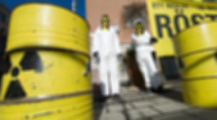 Washington'da Nükleer Atık Tüneli Çöktü