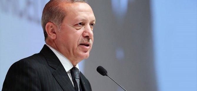Erdoğan'dan Müslüman dünyasına çağrı!