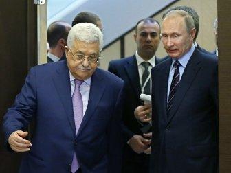 Putin Ve Abbas, Beytüllahim'de açılış