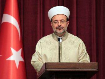 """Diyanet İşleri Başkanı Mehmet Görmez: """"Bağdat'ın Yıkılmasından Endişe Etmiyorum"""""""