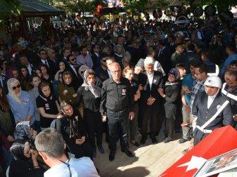 Şehit Denizli Cumhuriyet Başsavcısı Mustafa Alper, Söke'de Toprağa Verildi
