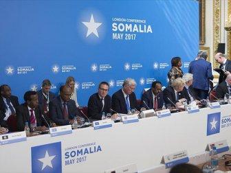 Londra'da Bugün Yapılan Somali Konferansı Sona Erdi