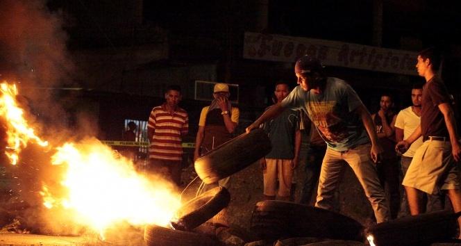 Venezuela'da Şiddet tırmanıyor