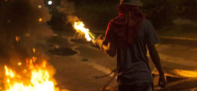 Venezuela'da gerilim tırmanıyor! Protestolarda 2 Ölüm Daha