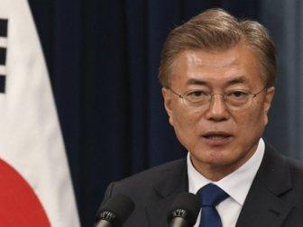 Moon Jae-in Abd'yi Ziyaret Edecek