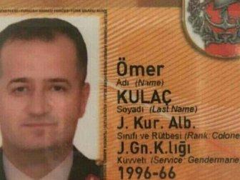 Sözde Sıkıyönetim Komutanı Kulaç, Duruşma İçin AB'den Gözlemci İstedi