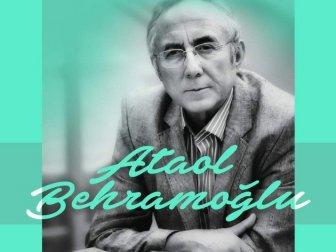 Ünlü Edebiyatçı Ataol Behramoğlu Aliağa'ya Geliyor