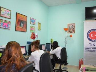 TİKA, Karadağ'da Kimsesiz Kadınlara Umut Oluyor
