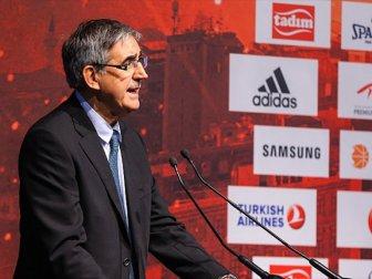 Avrupa Ligi Üst Yöneticisi Jordi Bertomeu: ''İstanbul'da Basketbol İçin Büyük Bir Tutku Var''