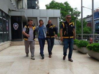 Kick Boks Sporcusu Muhittin Saltık'ı Tüfekle Vurdu, Bilet Alırken Terminalde Yakalandı