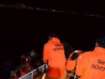 Kuşadası Körfezi ve Didim'de 56 Kaçak Göçmen Yakalandı