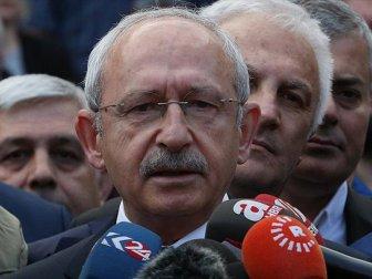 Kılıçdaroğlu'ndan Çok sert Sözcü gazetesi açıklaması