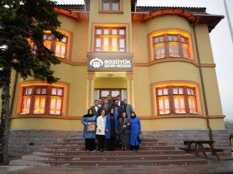 Bilecik, Bozüyük Bosnalı Misafirlerini Ağırladı
