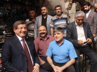 """Eski Başbakan Davutoğlu: """"Mardin'e Her Geldiğimde Kardeşlik Ve Huzur Gördüm"""""""