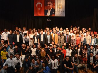 Selçuk Üniversitesinde ''Türkçe Şöleni''