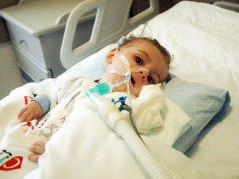 SMA Hastası 6,5 Aylık Eymen Bebek Hayatını Kaybetti