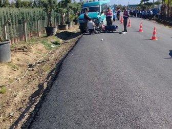 İzmir, Ödemiş'te Araç Sollama Kazası: 1 Ölü, 1 Ağır Yaralı
