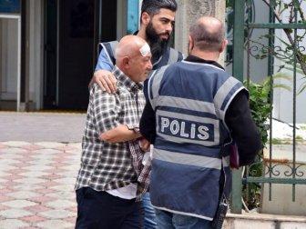 Antalya'da Köpek Gezdirme Cinayeti Şüphelisi Adliyeye Sevk Edildi