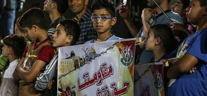 Gazze'de Başkan Trump'a 'Hamas' şoku!