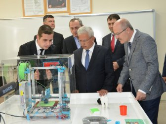 Bengi, Balıkesir'de 3D Tasarım Ve Kodlama Atölyesi Açıldı