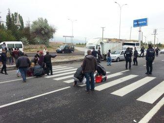 Niğde, Bor Yolu Üzerinde Trafik Kazası: 3 Yaralı