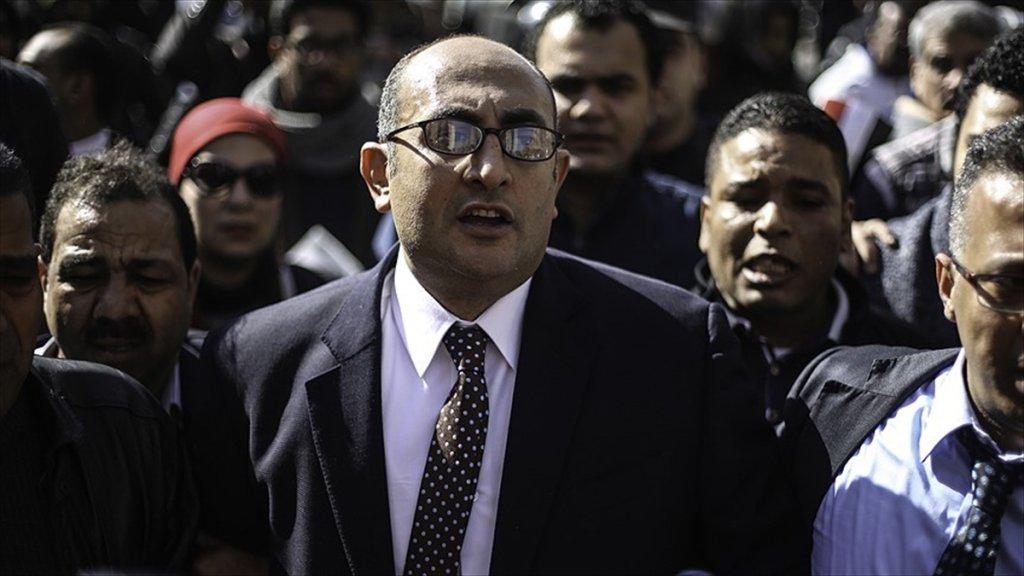 Mısır'da Eski Cumhurbaşkanı Adayına Gözaltı şoku!