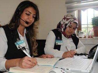 Mardin'de Belediyede 4 Dilde hizmet