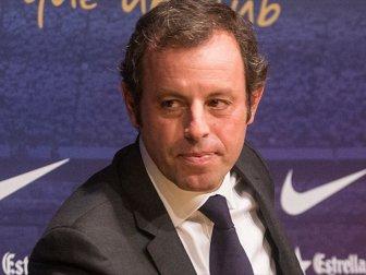 Eski Barcelona Başkanına hapis