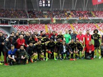 Yeni Malatyaspor Süper Lig'deki İlk İç Saha Maçını Seyircisiz Oynayacak